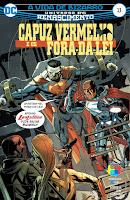 DC Renascimento: Capuz Vermelho e os Foras da Lei #13