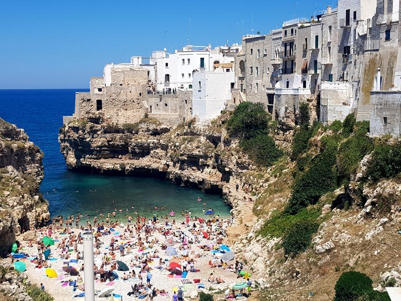 Bari, Apulia, Puglia, Włochy, Południowe Wybrzeże Włoch, Zakreecona, Matera, Alberobello, Polignano a Mare