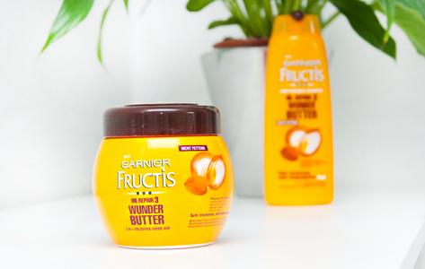 Review Garnier Fructis Wunder Butter