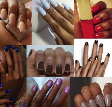 Best Nail Polish For Dark Skin Tone - Creative Touch