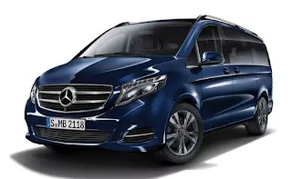 Mercedes Benz launches V class in India