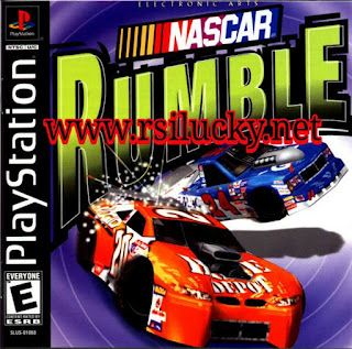 Nascar Rumble PS1 Highly Compressed
