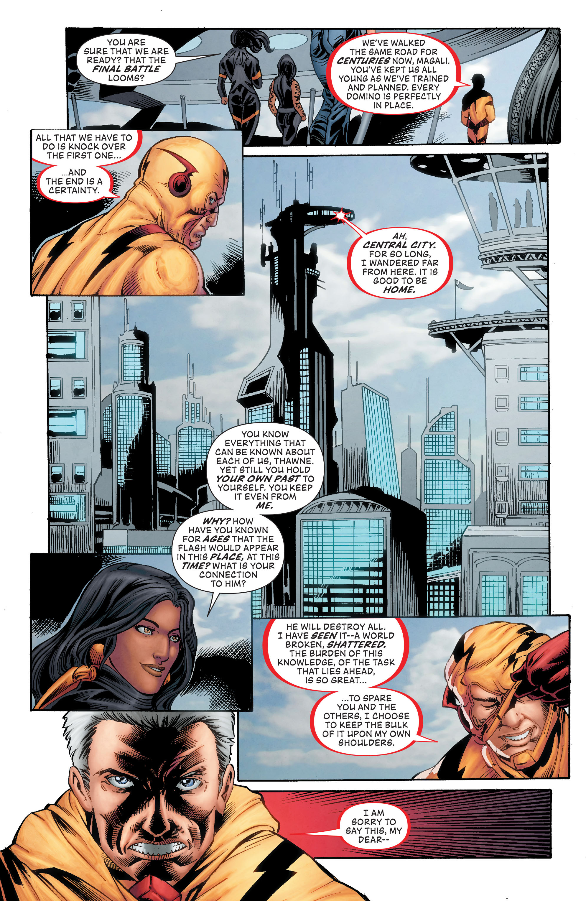 Read online The Flash (2011) comic -  Issue # Annual 4 - 31