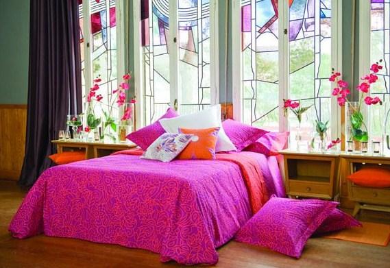 dekorasi kamar tidur anak perempuan paling elegan