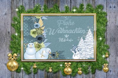 Neue Weihnachtsgrußbilder 2019