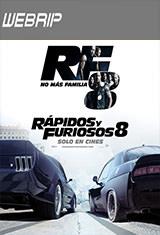 Rápidos y furiosos 8 (2017) WEBRip Latino AC3 2.0 / Español Castellano MIC Dubbed HQ