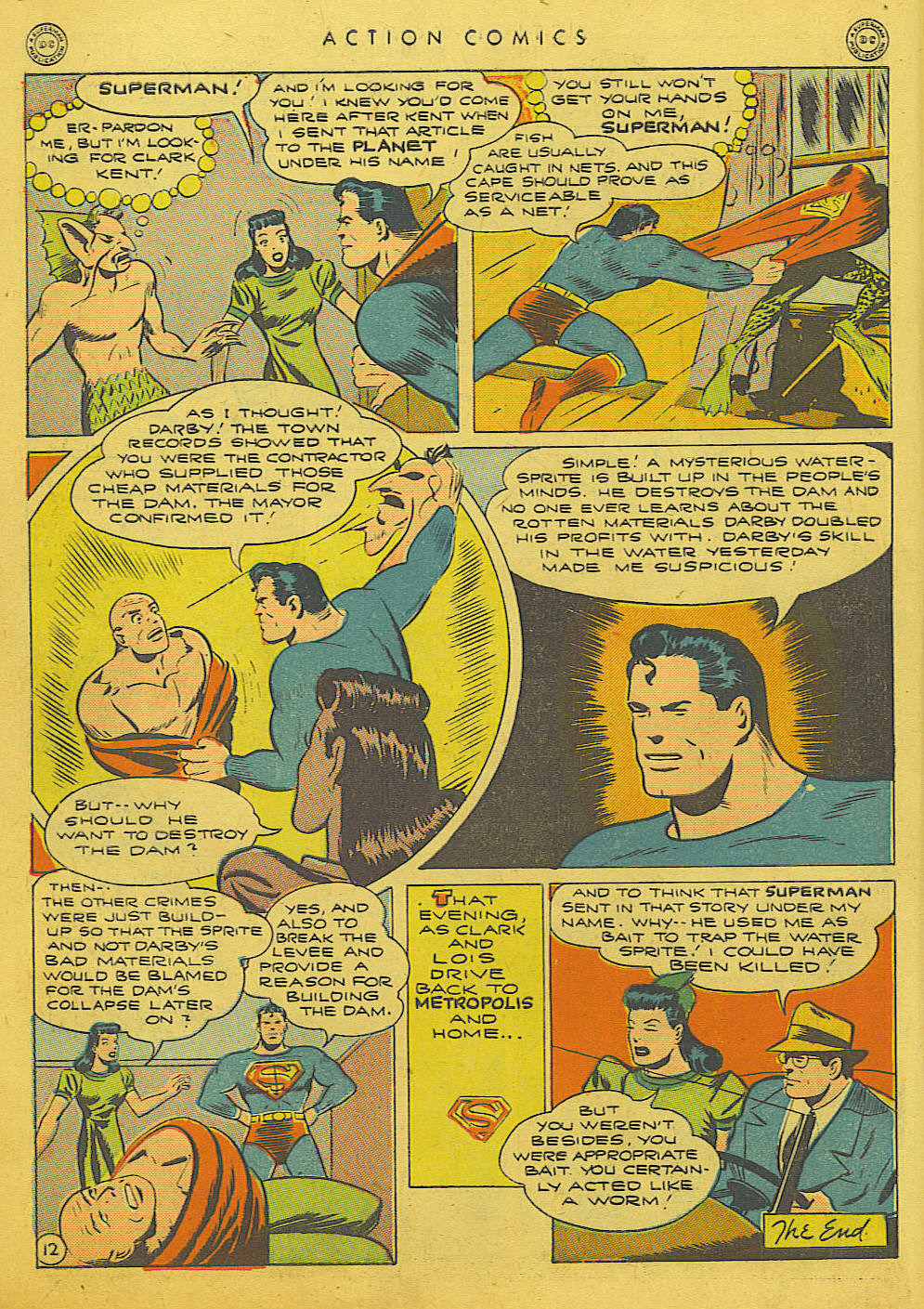 Action Comics (1938) 82 Page 13