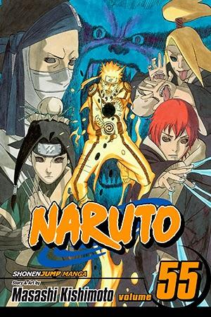 Naruto Tomo 55