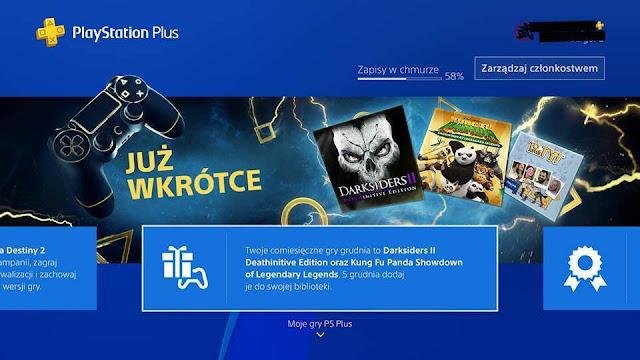 تسريب قائمة الألعاب المجانية لخدمة PlayStation Plus في شهر ديسمبر 2017