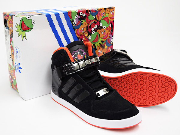 The Muppets x Adidas Originals AR 2.0