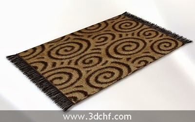 free 3d model carpet