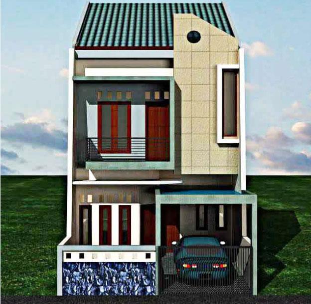 Desain Rumah Minimalis Dengan Biaya 50 Juta 2020 ...