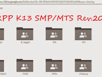 DOWNLOAD RPP PRAKARYA K13 KELAS 7 REVISI 2017