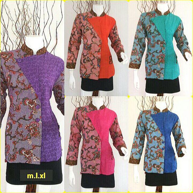 Desain Baju Batik Unik: Desain Baju Batik Yang Paling Unik