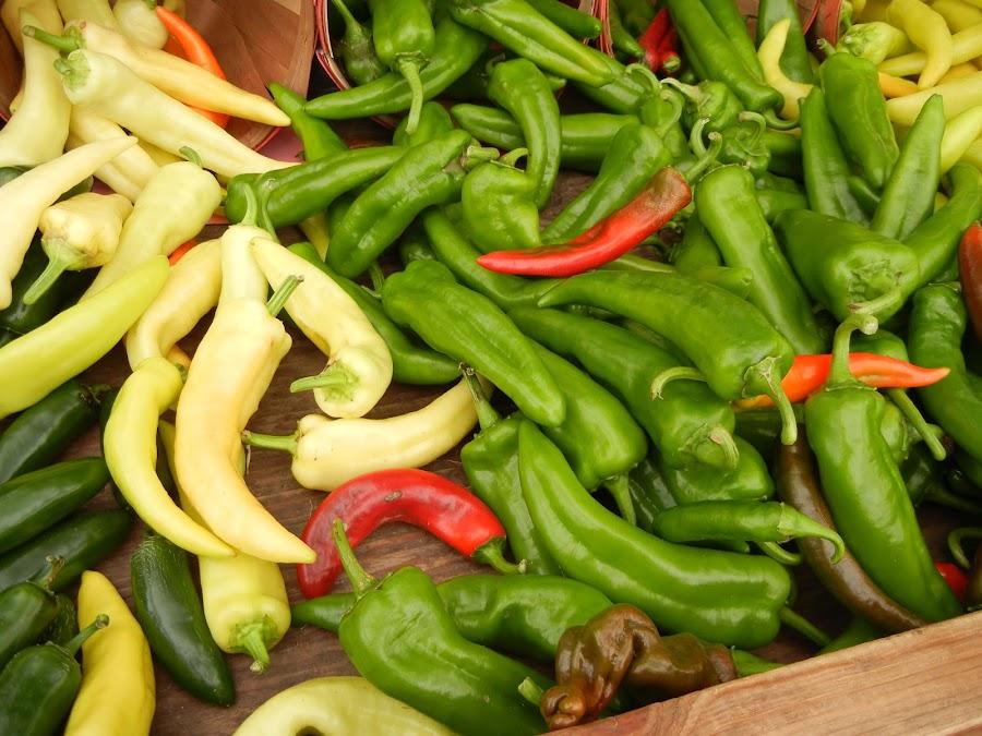 chile es un alimento termogenico