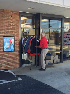 A Cleaner world partners with the Salvation Army to provide warmth to Kids who need it
