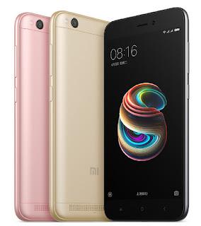 Inilah Harga dan Spesifikasi Xiaomi Redmi 5A Di Bawah 1Juta,Spesifikasi Dan Harga Xiaomi Redmi 5A,Spesifikasi Xiaomi Redmi 5A (versi Indonesia),harga dibandingkan Xiaomi Redmi 5A