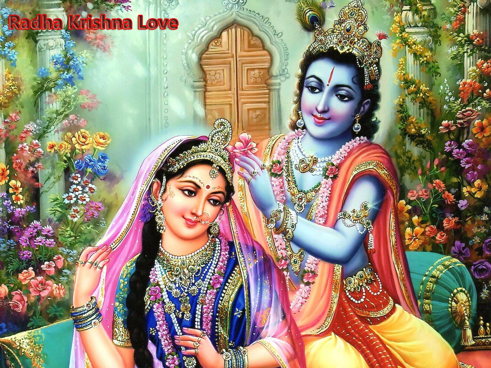radha krishna love shayari new