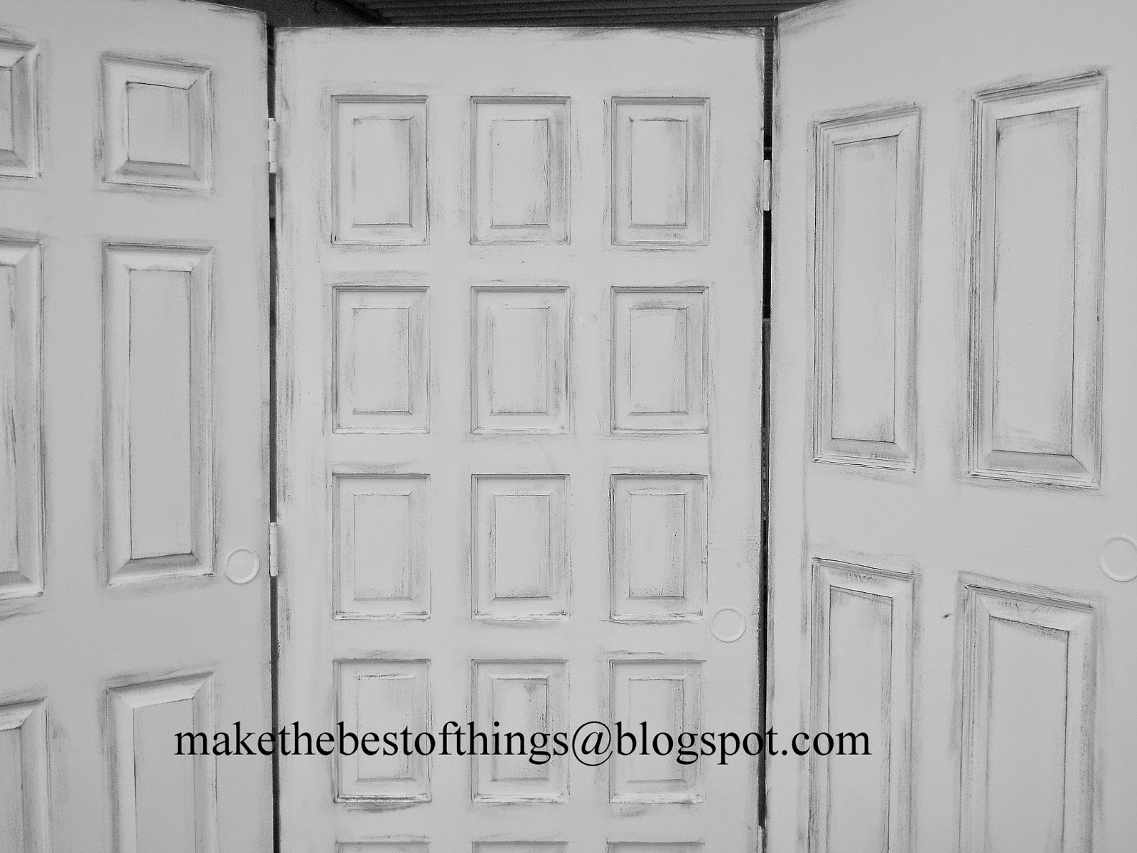 Make The Best Of Things Gorgeous Wedding Doors Are A