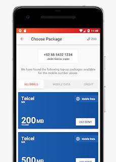تطبيق يعطيك تعبئات مجانا لشحن رصيد الهاتف