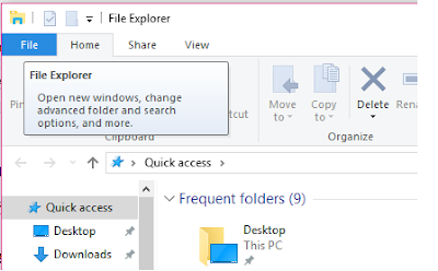 windows explorer