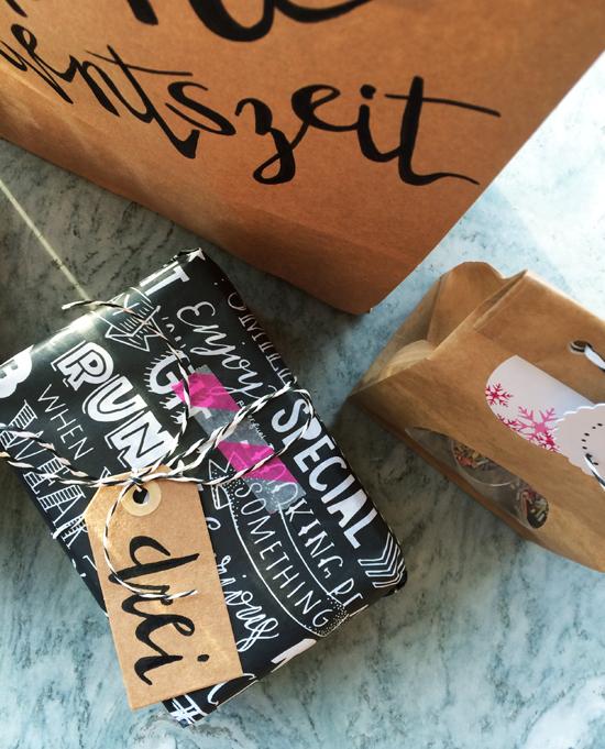 binedoro Blog, Foodverpackung, DIY, Geschenk, Verpackung, wrapping, #miomodokreativteam