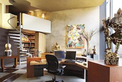 Desain Ruang Kerja Kontemporer