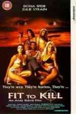 Fit to Kill (1993)