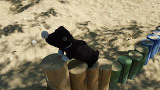 amigurumi köpek