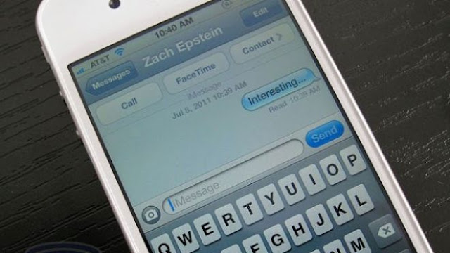 What's iMessage In Detail And How To Use It With Your iPhone, iPod And iPad