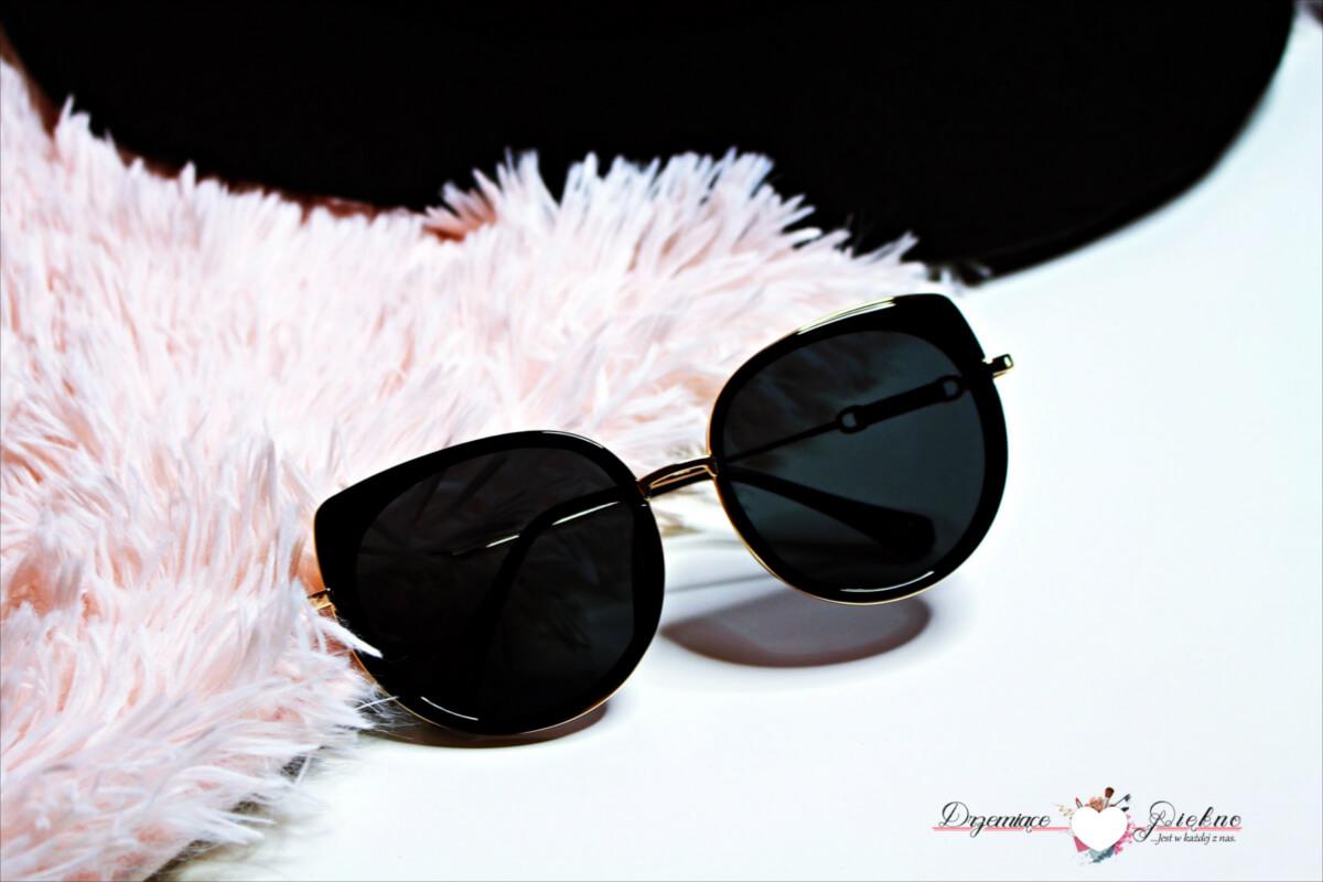 Kocie okulary Zaful | TAG: all about eyes - wszystko o oczach