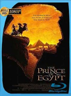 El Principe de Egipto  1998 HD [1080p] Latino [Mega]dizonHD