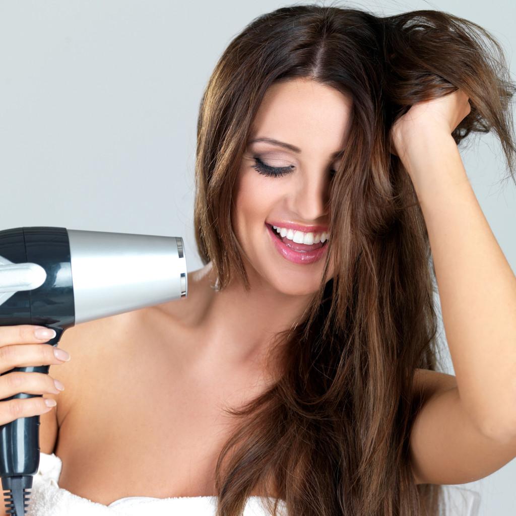 Bảo vệ mái tóc giúp tránh rụng tóc, trị gầu hiệu quả