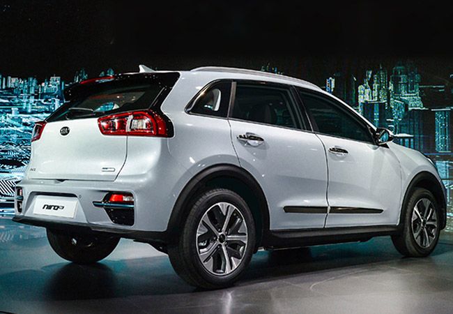 Tinuku.com Kia Niro all-electric crossover for people wanting to go green
