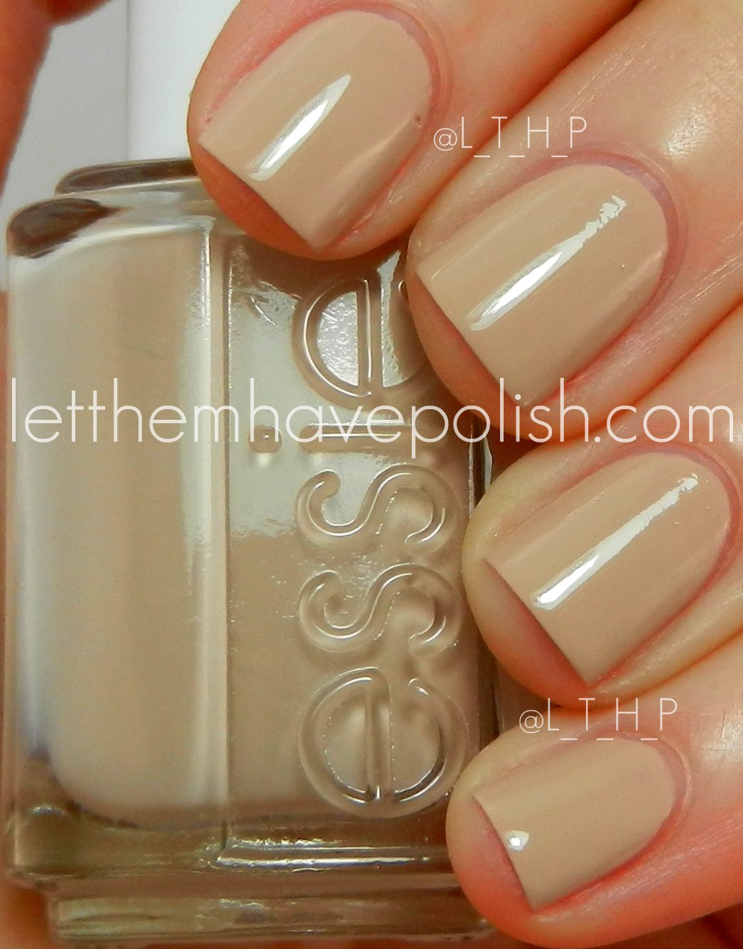Let Them Have Polish Essie Brooch The Subject And