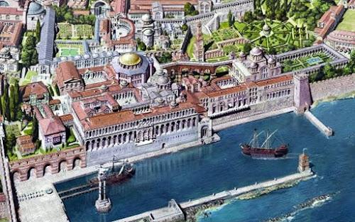 Bukoleon Sarayı ve Limanı