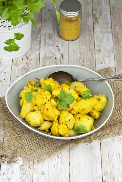 jak zrobić wegańskie curry