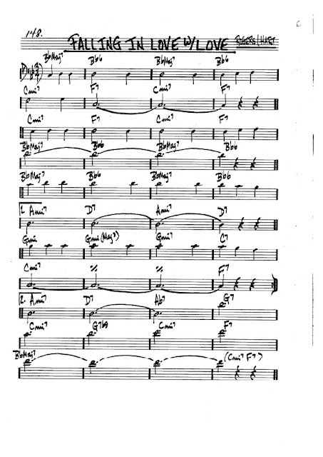 Partitura Trombón Rodgers and Hart