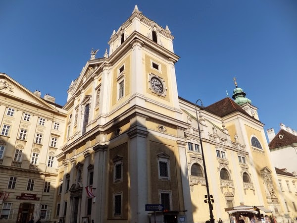 Vienne Wien Innere Stadt