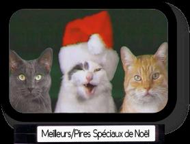 Les meilleurs/pires spéciaux de Noël