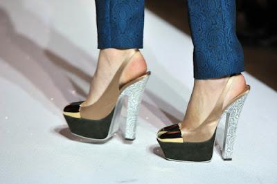 Zapatos para fiesta sencillos