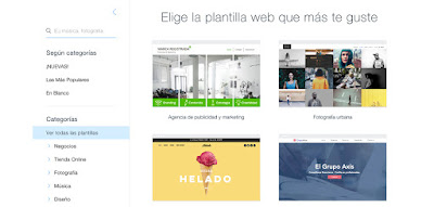 Puedes crear sitios web de una manera fácil y sencilla