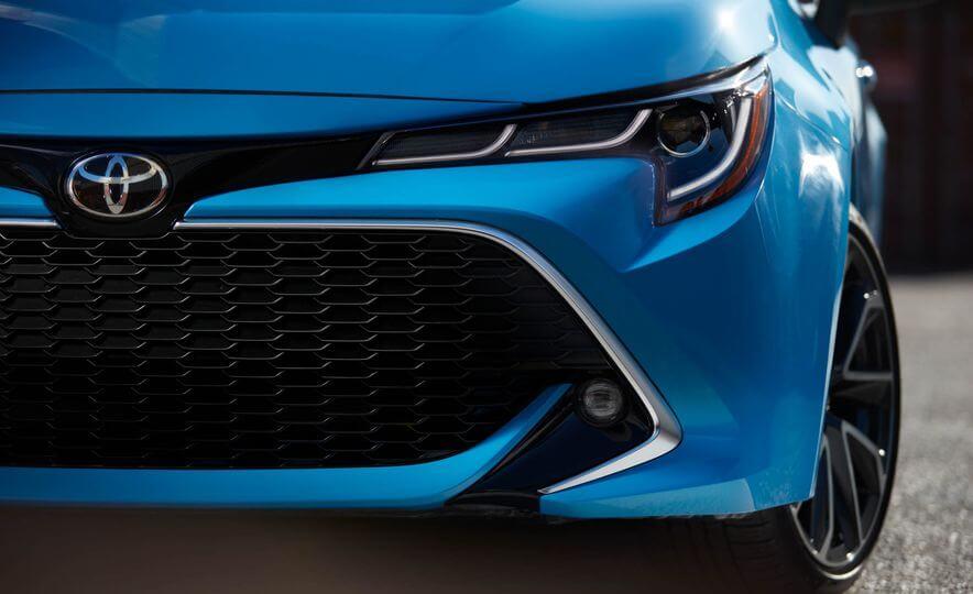 Toyota Rolls Out New Corolla Sport 2019 Pakistan