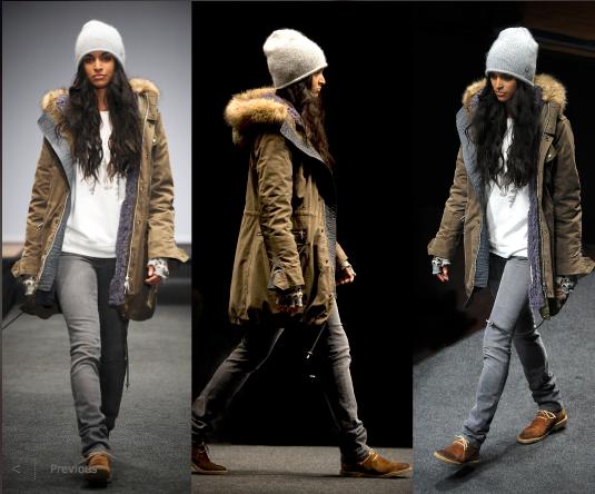 Ask Away...: Celebrity Winter Coats