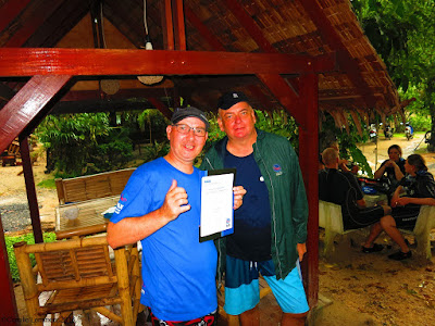 Testimonial by Ian of the December 2016 PADI IDC on Koh Phangan, Thailand