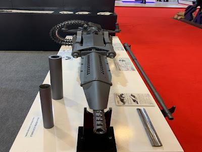 Türkiyenin ilk tamamen yerli ve elektro kimyasal yöntemle namlu işleme tekniği kullanılarak üretilen tek silah sistemi olan ALSTAG T-20 BOĞAÇ, Makina Kimya Endüstirisi üretimi 20×102mm mühimmat kullanmaktadır.Bu da mühimmata dahi dışa bağımlı bir silah sistemi olmadığını gösterir.Silah elektronik ateşleme sistemine sahiptir. Bu sayede dakikada 100 ile 1600 adet ayarlanabilir atış gücüne sahiptir.