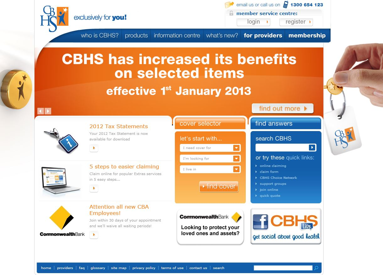 CBHS HEALTH FUND LIMITED