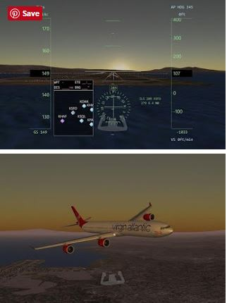 Infinite Flight Simulator MOD APK Terbaru