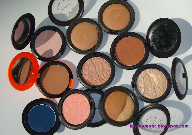 Mac Mineralized Skin Finish Collection