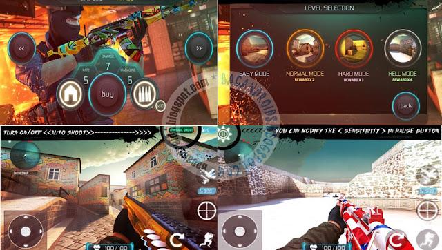 Counter Terrorist 2 Gun Strike Apk + Mod Latest